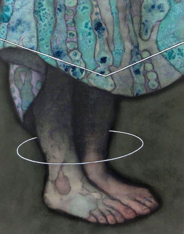 voetjes Nikki